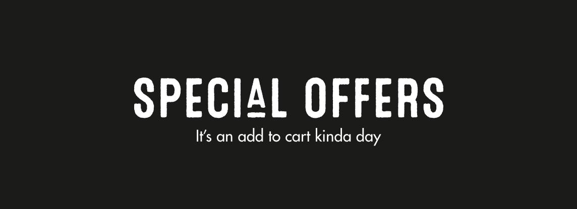Special offers heren