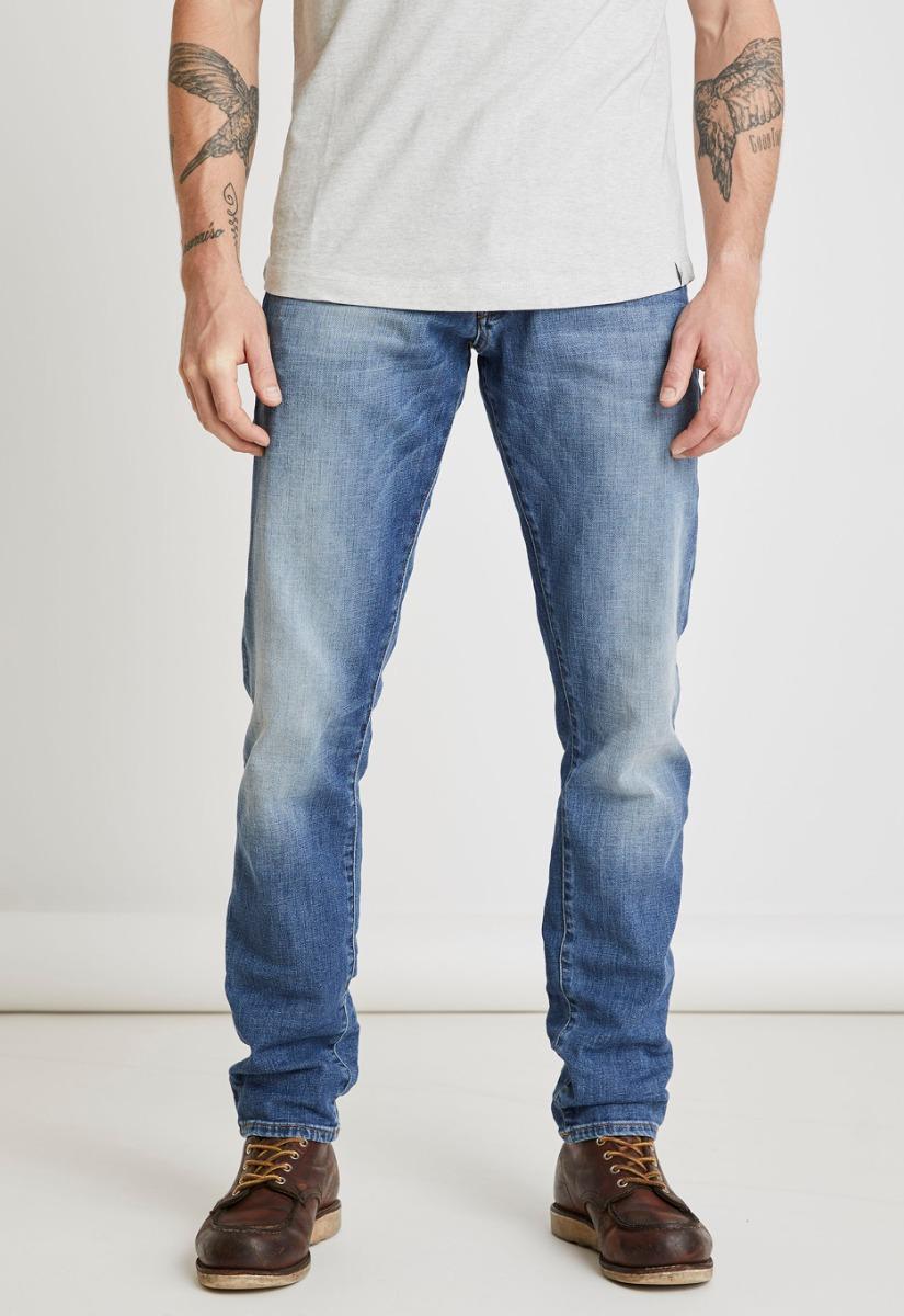 Silvercreek Lewis Regular Tapered Jeans