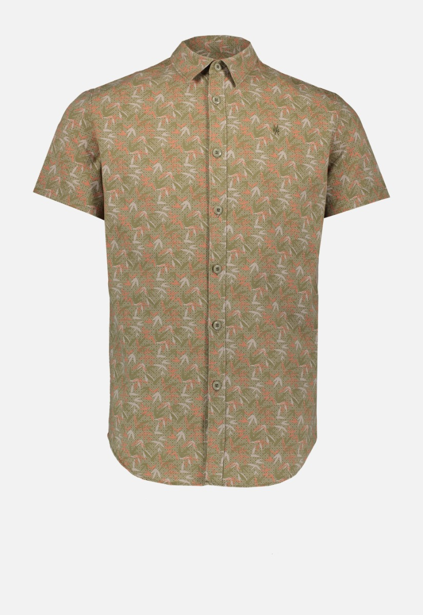Silvercreek Rex AOP Overhemd